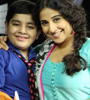 Vidya Balan Promotes Bobby Jasoos On The Sets Of Disney Show Captain Tiao Photo Gallery