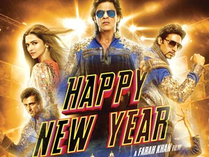 'Happy New Year' (Saturday) Second Day Box Office ...