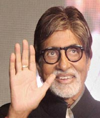 Big-B shakes his legs with 'Finding Fanny's lead pair