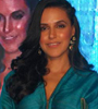 Neha Dhupia At Ekkees Toppon Ki Salaami Promotion Photo Gallery