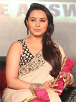 What Rani says about 'Mardaani'?