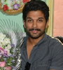 Allu Arjun at Greater Mega Fans President House Photo Gallery