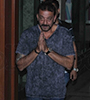 Bollywood Celebs Meet Sanjay Dutt at His Residence Photo Gallery