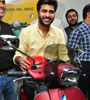 Sharwanand Launches Ashwam Vespa Photo Gallery