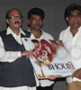 Filmmaker Puja Saxena During The First Look and Music Launch of Bollywood Film Bhouri in Mumbai