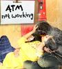 ATM Not Working Movie Poster Designs