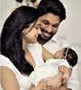 Allu Arjun Daughter Arha First PHoto
