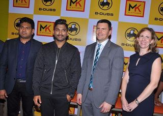 Allu Arjun Launches Buffalo Wild Wings Restaurant Photo Gallery