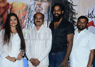 Anaganaga Oka Durga Movie Press Meet Photo Gallery