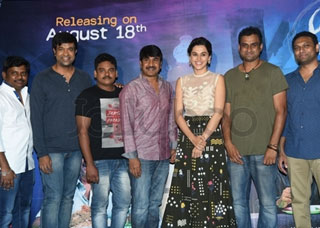 Anando Brahma Movie Trailer Launch Photo Gallery
