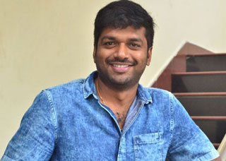 Anil Ravipudi Interview Photo Gallery