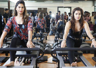 Apollo Life launches Pilates Fitness Centre in Jubliee Hills Photo Gallery