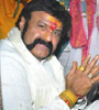 Balakrishna performs special pooja at Karimnagar Kotilingala temple Photo Gallery