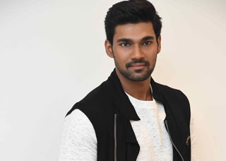 Bellamkonda Srinivas Interview Photo Gallery