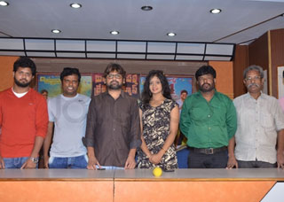 Buddareddy Palli Breaking News Movie Press Meet Photo Gallery