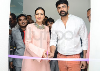 Catherine Tresa Launches Eledent Hospital Photo Gallery