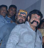 Celebrities at Gautamiputra Satakarni Show Photo Gallery