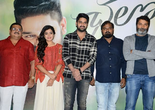 Chalo movie Teaser Launch Photo Gallery