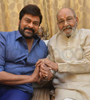 Chiranjeevi Meets K Viswanath Photo Gallery