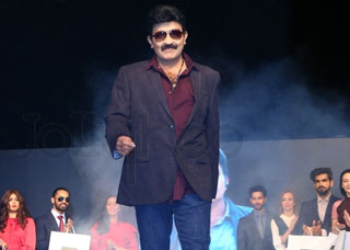 Dr Rajasekhar Walks The Ramp For Marks And Spencer Photo Gallery