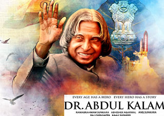 Dr.Abdul Kalam Movie Poster Designs