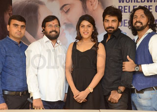 E EE Movie Press Meet Photo Gallery