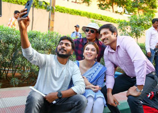 Gautham Nanda Movie Working Photo Gallery
