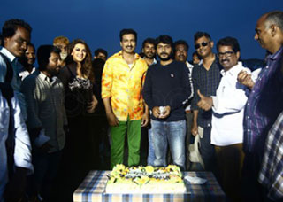 Gautham Nanda Team Celebrates Sampath Nandi Birthday Photo Gallery