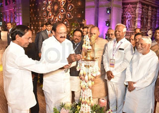 Inaugural Program of World Telugu Conference Photo Gallery