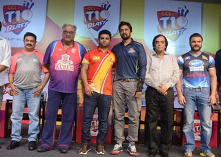 Celebrity Cricket League 2018 Press Meet Pictures Photo Gallery