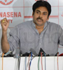Janasena Party Website Launch Photo Gallery