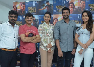 Jaya Janaki Nayaka Movie Success Celebrations Photo Gallery