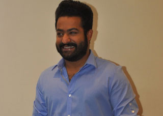 Jr NTR Interview Photo Gallery
