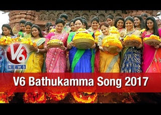 Kailash Kher's Song Of Bathukamma The Telangana Floral Festival