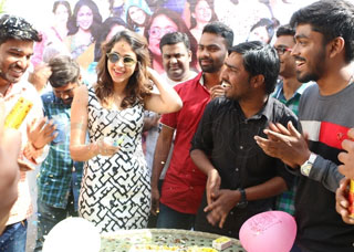 Lavanya Tripathi Birthday Celebrations Photo Gallery