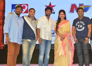 MCA Movie Pre Release Event Photo Gallery