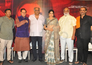 MOM Movie Trailer Launch Photo Gallery