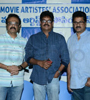 Maa Association Pressmeet About Chalapati Rao Controversy On Women's Photo Gallery