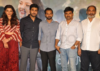 Mahanubhavudu Movie Trailer Launch Photo Gallery