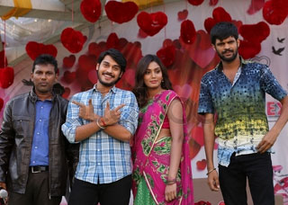 Mama O Chandamama Movie Working Photo Gallery