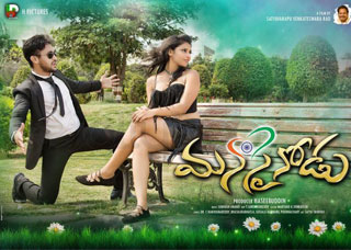 Manasainodu Movie Poster Designs