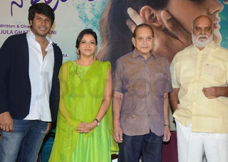 Manasuku Nachindi Movie Press Meet Photo Gallery