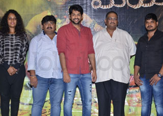 Maya Mall Movie Press Meet Photo Gallery