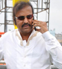 Mohan Babu Visits Stage Set For 40 Years Event Photo Gallery