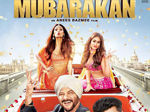 Mubarakan Movie