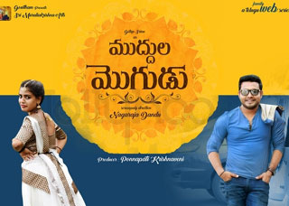 Muddula Mogudu Movie Poster Designs