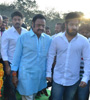 NTR Family Members at NTR Ghat Photo Gallery