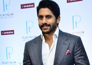 Naga Chaitanya Launches Men Jewellery At Joyalukkas Photo Gallery