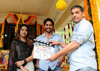 Naga Chaitanya New Movie Opening Photo Gallery