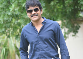 Nagarjuna Birthday Interview Photo Gallery